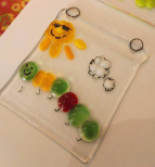 Kids glass fusing